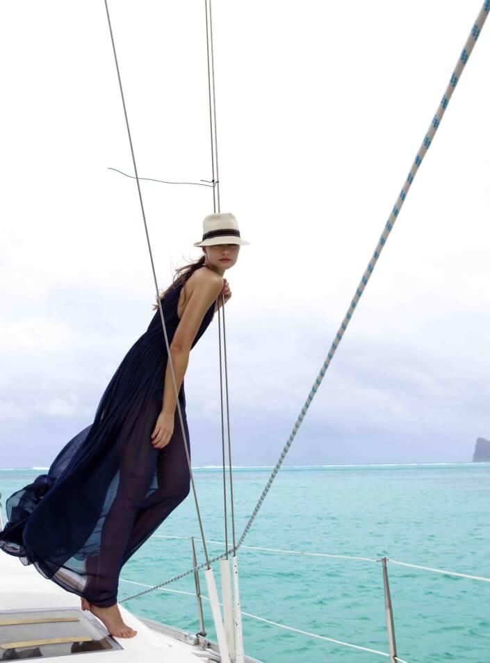 Nouveau – sailing